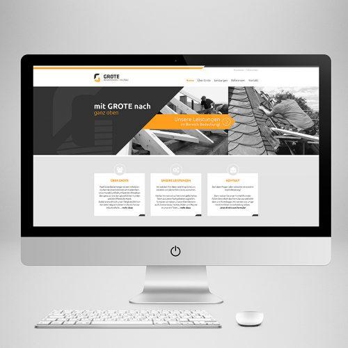Grote Website