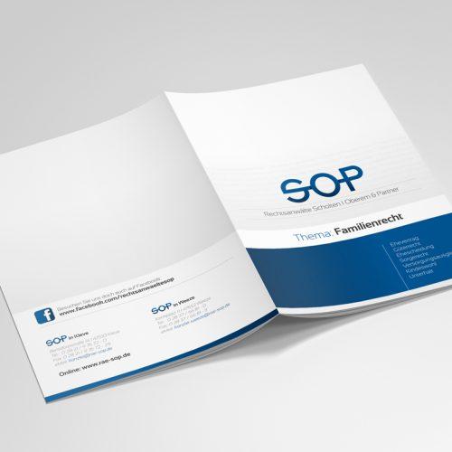 SOP Broschüre