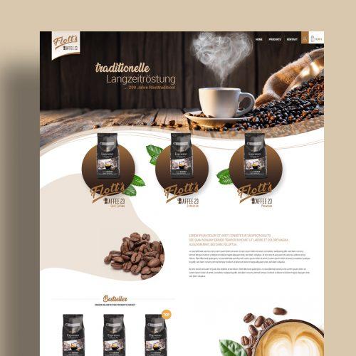 Flott's Kaffee 23